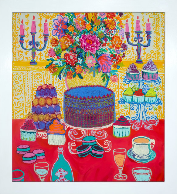 , 'Let There Be Cake,' 2018, Rebecca Hossack Art Gallery