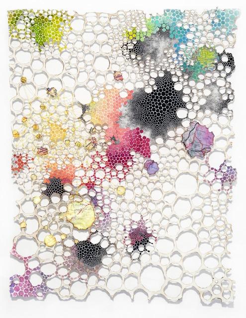 , 'Yin Yang,' 2014-2015, Garis & Hahn
