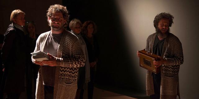 , 'Antigone,' 2016-2017, Center for Contemporary Art - Tel Aviv