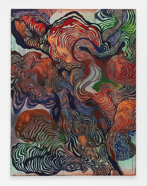 , 'Errant Traveler,' 2012, McClain Gallery