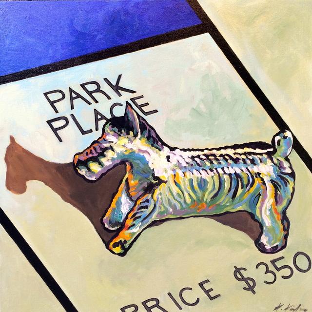 , 'Park Place Scottie,' 2016, Artspace Warehouse