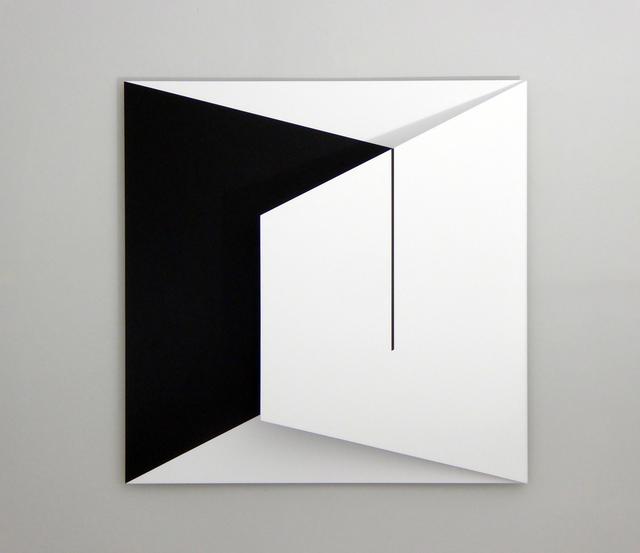 , 'RaumKontur,' 2018, Galerie La Ligne