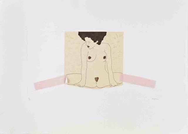 Ernesto Tatafiore, 'Pink Stockings', 1985, ArtWise