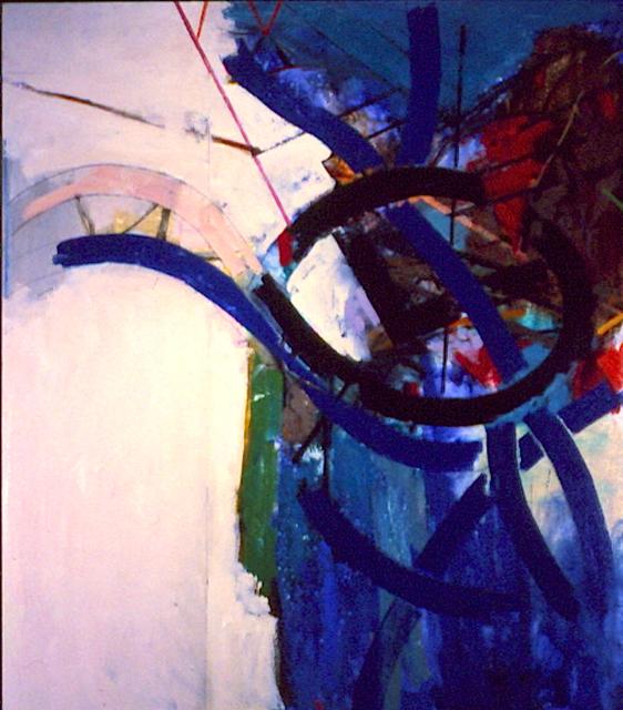 , 'Rock Shelter,' 1998, Atrium Gallery