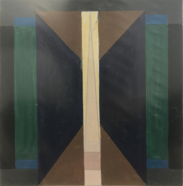 , 'Study for a painting No. 3 (6),' 2006, Leon Tovar Gallery