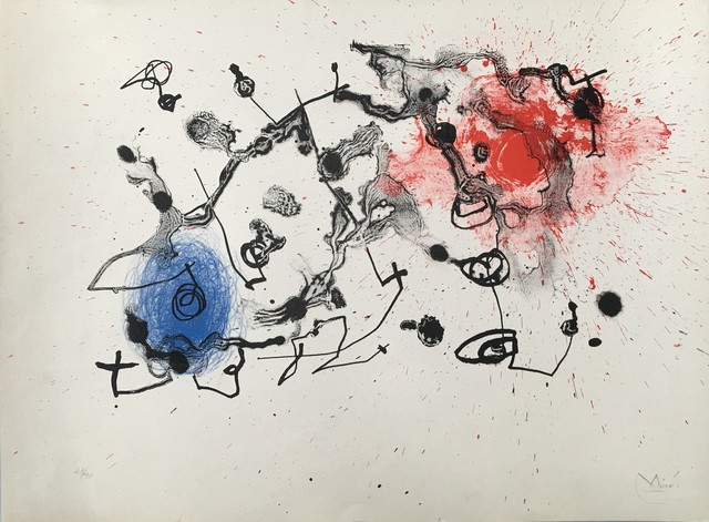 , 'Series II, Blue and Red ,' 1961, Long-Sharp Gallery