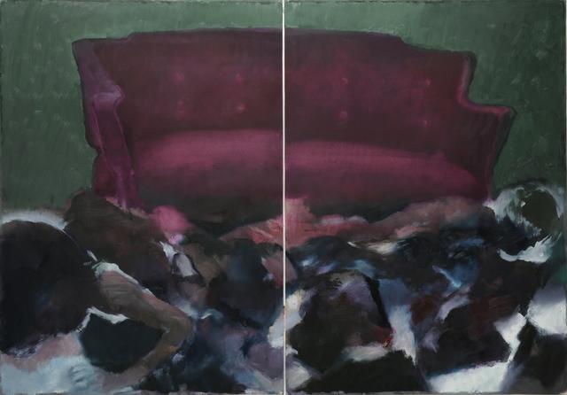 , 'Edge,' 2016, Álvaro Alcázar