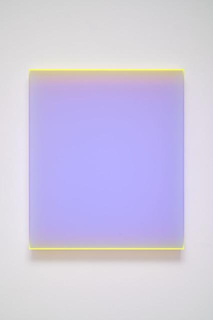 , 'color satin blue bad godesberg,' 2018, Galerie Judith Andreae