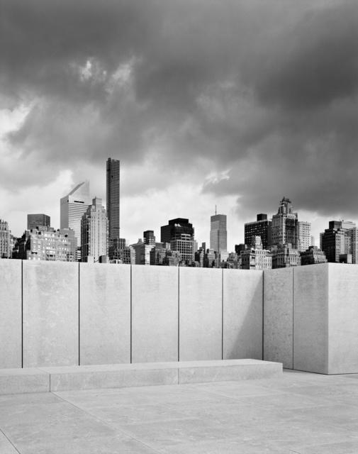 , 'Clouds #86, New York City ,' 2015, Galerie Les filles du calvaire