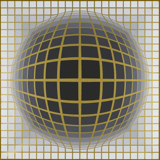 , 'Re.Na II A,' 1968, Louisiana Museum of Modern Art
