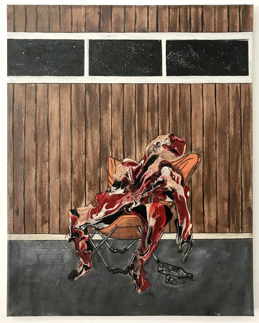 , 'Nighttime,' 2016, Coagula Curatorial
