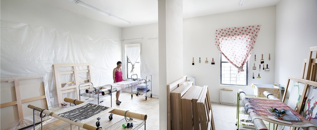 , 'In the Studio with Ghada Amer,' , Artsy Editorial