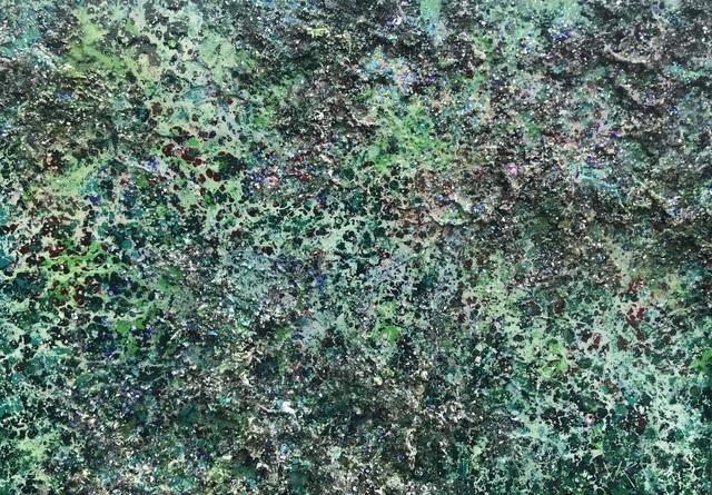 , 'The Earth XLII,' 2018, Villa del Arte Galleries