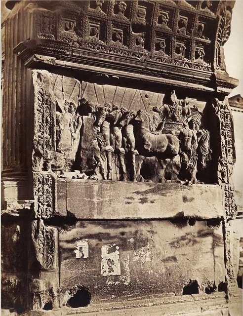 James Anderson, 'Arch of Titus, Rome, Italy', 1850s/1861c, Contemporary Works/Vintage Works
