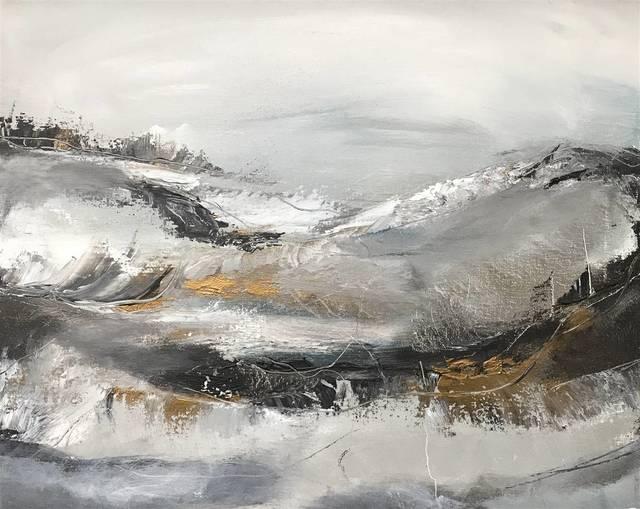 , 'Winter,' 2017, Agora Gallery