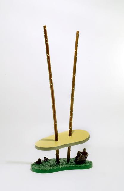 , 'Canape Gazebo,' 1999, SculptureCenter