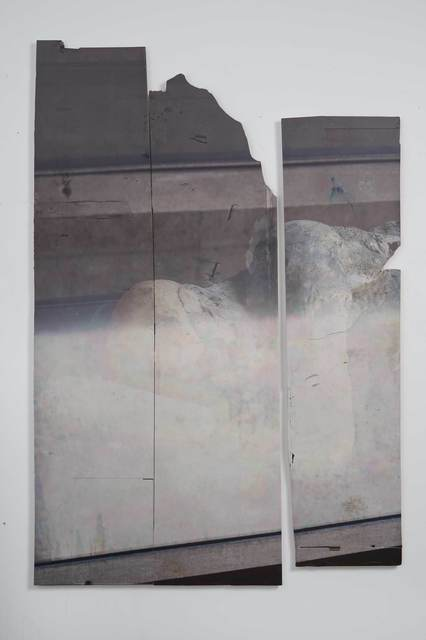 , 'Pompeii,' 2016, Simon Preston Gallery
