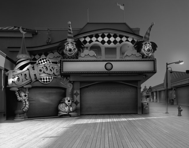 , 'Afterlife - New Jersey Shore - Point Pleasant Fun House,' 2010, Holden Luntz Gallery