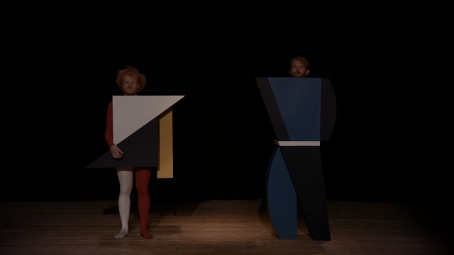 , '(still image from) A conversation is a risk to lose your own opinion,' 2015, Jeanine Hofland
