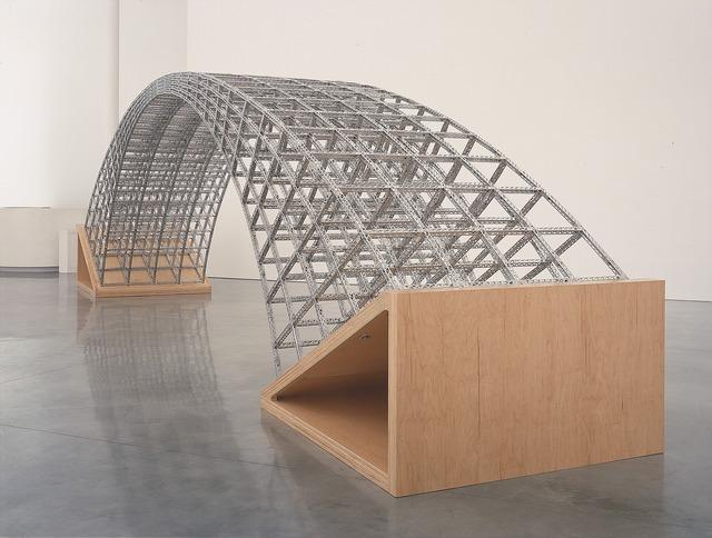 Chris Burden, 'Curved Bridge', 2003, Gagosian