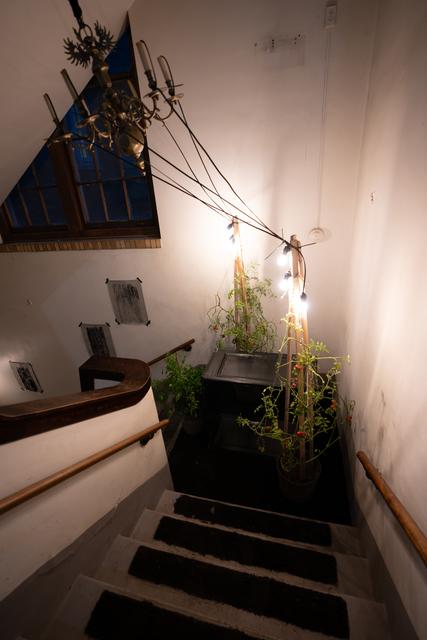 , 'Installation 14: Stairwell,' 2018, Resource Art