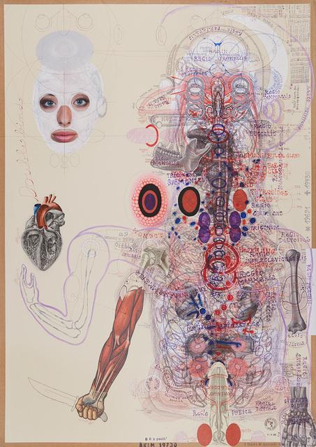 , 'Double Bind,' 2016, Cavin Morris Gallery