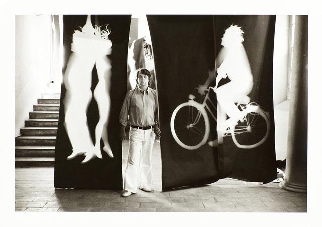 , 'Untitled, Arles 1977 (Self Portrait),' 1977, Von Lintel Gallery