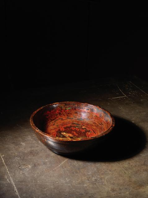 , 'A crafted lacquer bowl,tsukuri kanshitsu bachi,' Japan: 20th century, Rasti Chinese Art