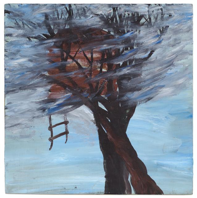 , 'Oil on panel,' 2011, Fleisher/Ollman