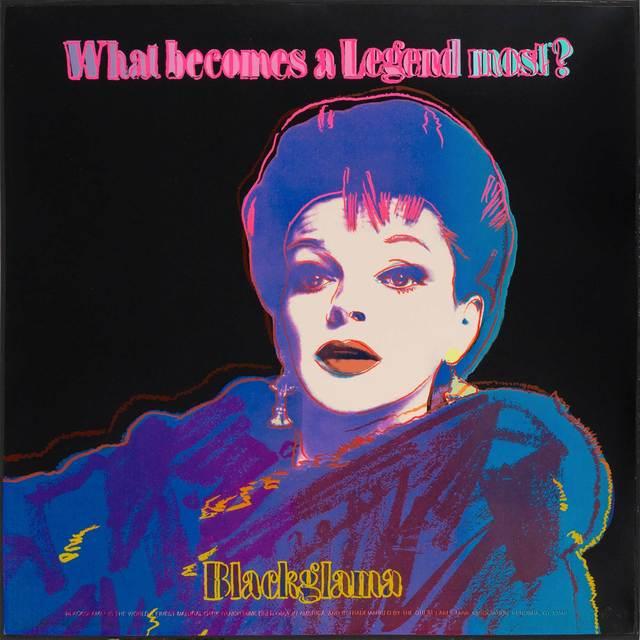 Andy Warhol, 'BLACKGLAMA (JUDY GARLAND) (F./S. II.351)', 1985, Doyle