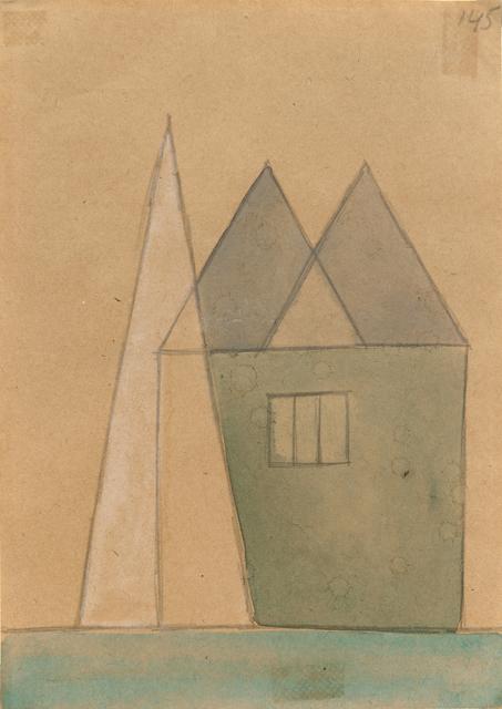 , 'Landscape,' 1948, Galerie Isabella Czarnowska