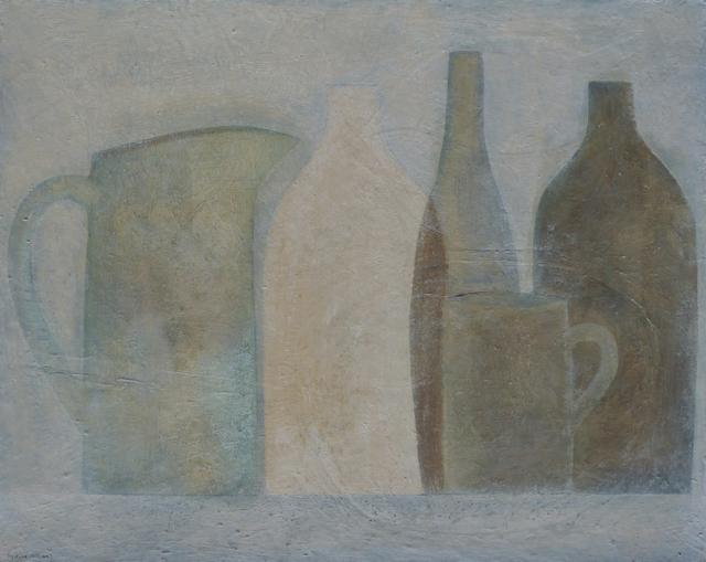 , 'Pale Vessels,' 2018, Thackeray Gallery