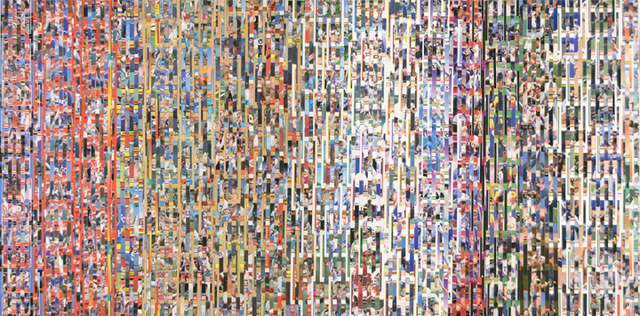 , 'Teamwork,' 2018, Andrea Schwartz Gallery