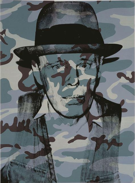 , 'Joseph Beuys in Memoriam (from the portfolio For Joseph Beuys),' 1986, Galerie Klüser