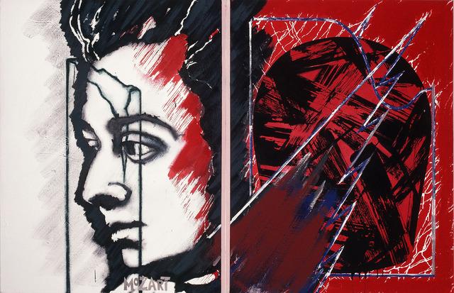 Edgar Franceschi, 'Mozart', 2012, Carter Burden Gallery