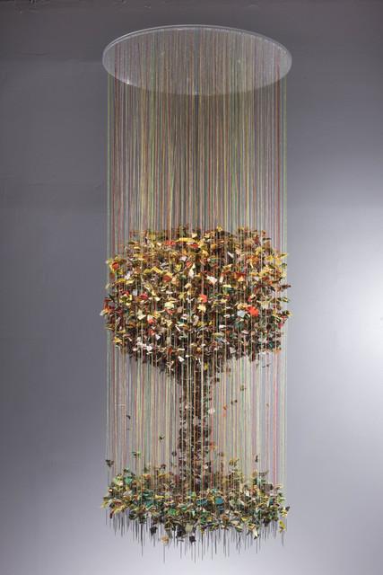 , 'Autumn Rain,' 2013, Claudine Gil