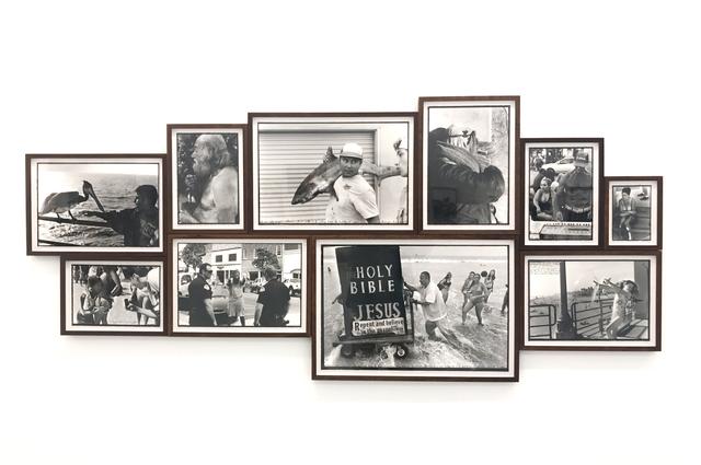 ", '""Memory Foam"" Image Cluster,' 1994-2017, Danziger Gallery"