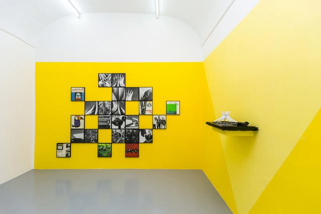 , 'Modernismo Chamánico (Cathedral - Pincapple - Bossa Nova),' 2016, Umberto Di Marino