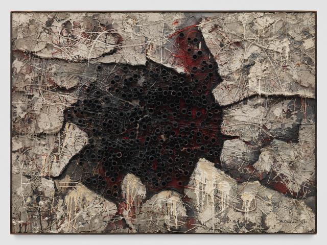 , 'WORK64,' 1960, Anne Mosseri-Marlio Galerie