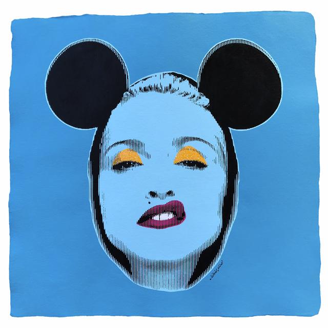 , 'Pop Icon Madonna Turquoise,' 2018, 3 Punts Galeria