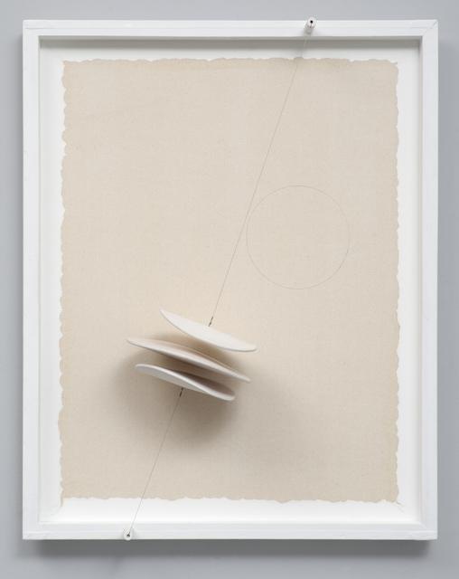 , 'ST n°1/2016,' 2016, Galerie Denise René
