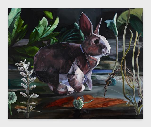 , 'Rabbit,' 2019, Diane Rosenstein