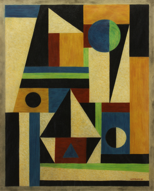 , 'Transcendental Abstraction,' 1937, Addison Rowe Gallery