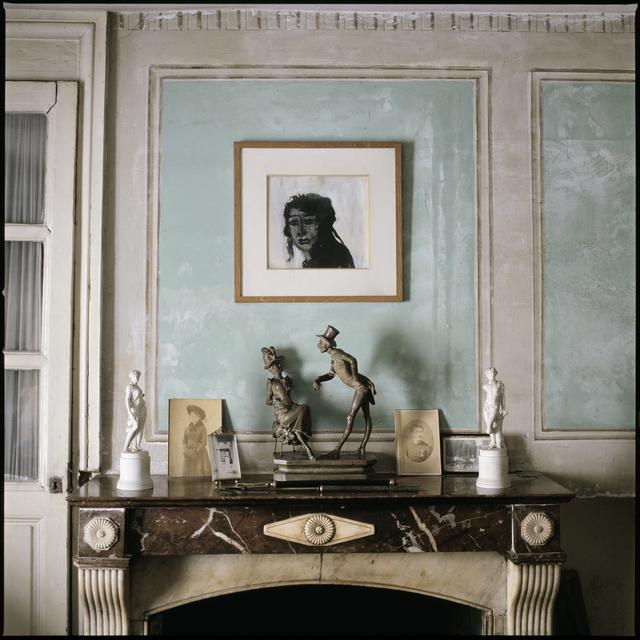 , 'Madeleine Castaing, rue Bonaparte, Paris:La Chambre 2,' ca. 1986, Maison Gerard