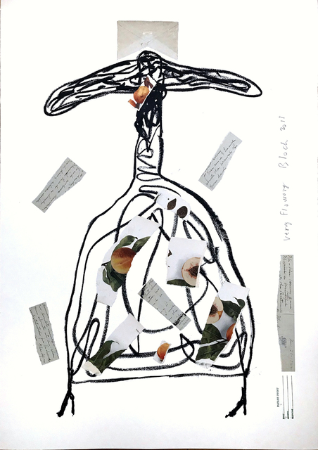 , 'Very Flowery,' 2018, Michele Mariaud Gallery