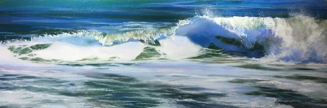 , 'Ocean Blue,' , Copley Society of Art