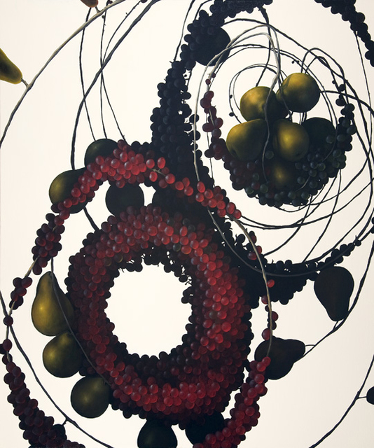 Mia Brownell, 'Still Life with Pear and Grape', 2009, Friesen Gallery