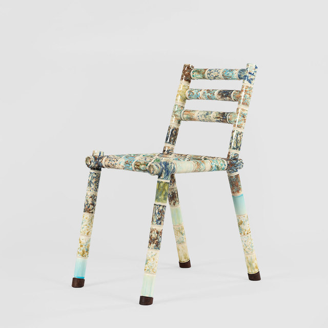 , 'Openwork Chair,' 2019, The Future Perfect