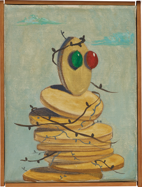 George Condo, 'Bugged Out', 1984, Phillips