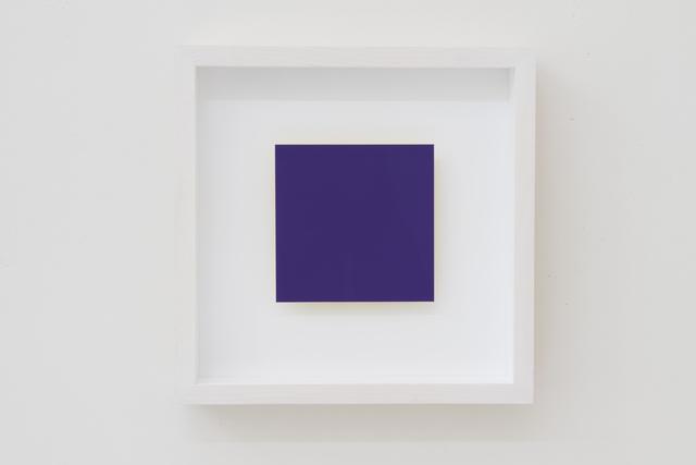 , 'Violet:Yellow Reflection,' 2017, dr. julius | ap